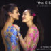 """The Kiss"" stop-motion animation with bodyart"