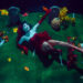Beetlejuice & More… UNDERWATER HALLOWEEN PHOTOSHOOTS