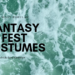 10 most popular bodyart costumes for Fantasy Fest in Key West FL