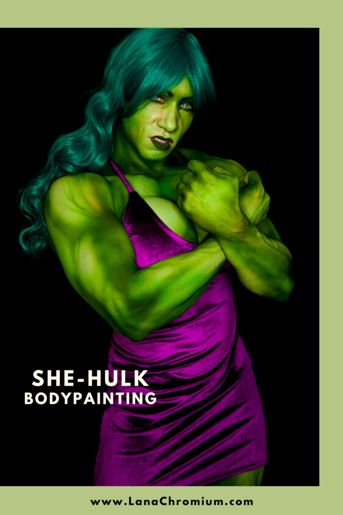 she hulk cosplay, she hulk cosplay instagram, she hulk cosplay costume, she-hulk cosplay, she hulk cosplay, she hulk,  she hulk movie, she hulk comic, she hulk marvel, she hulk art, Lana Chromium,  lanachromium,  Skin Wars Lana,  Body painting,  bodypainting,  bodyart,  she hulk costume,  she hulk comiccon,